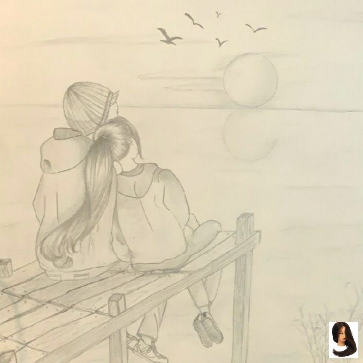 #Cute Couples drawings (notitle)