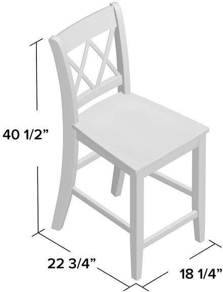 Astonishing Charlton Home Bolden 24 Bar Stool Set Of 2 In 2019 Inzonedesignstudio Interior Chair Design Inzonedesignstudiocom