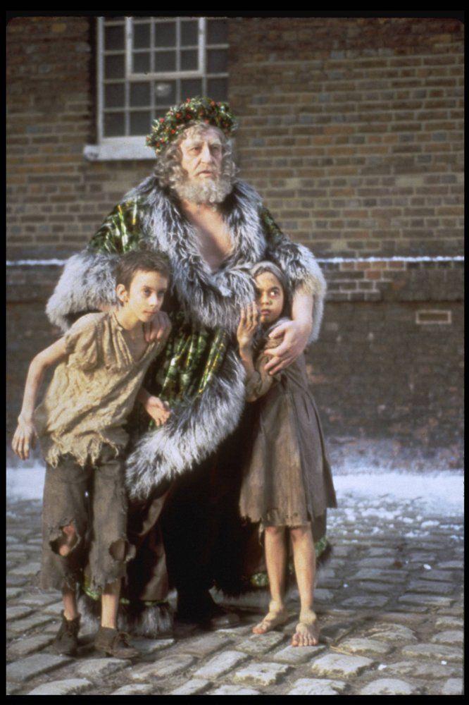 A Christmas Carol 1999.Desmond Barrit In A Christmas Carol 1999 Christmas