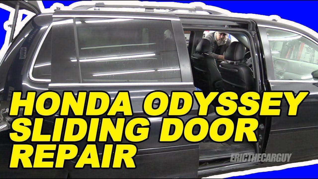 Honda Odyssey Sliding Door Repair The Easy Way Httpwww