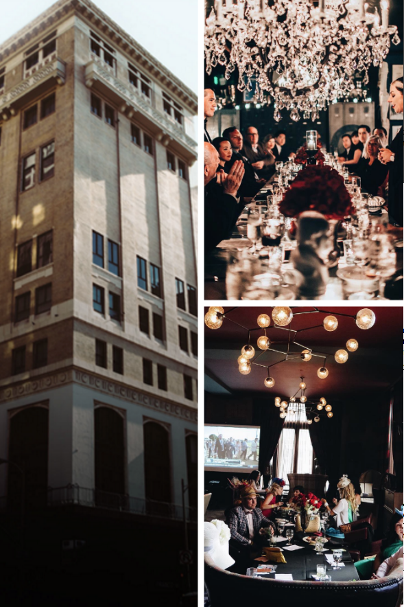 Do you have an upcoming event? Book your Downtown L.A ...