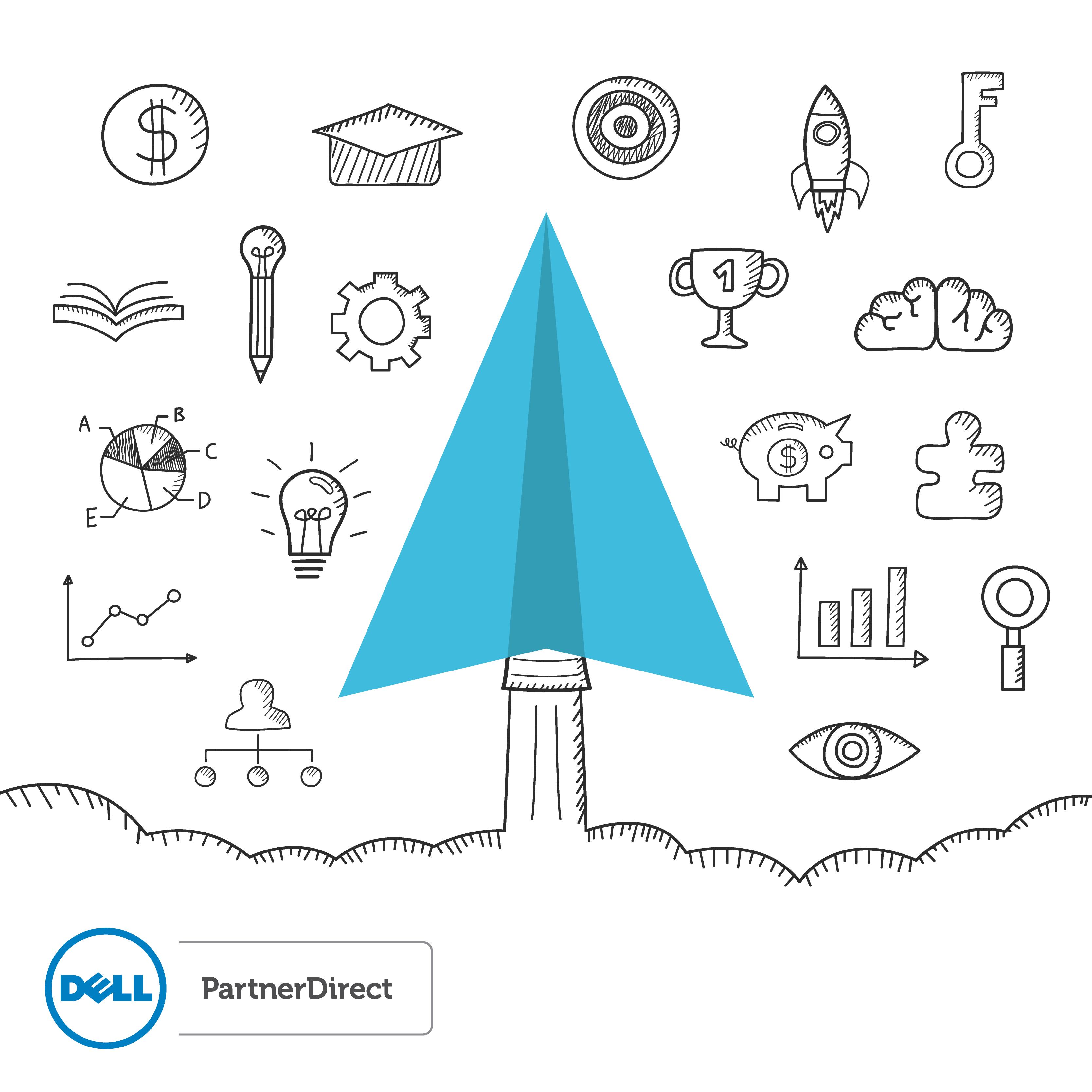 Sea su propio director de la nube con #Dell. Entérese como en: https://goo.gl/LYSA7M