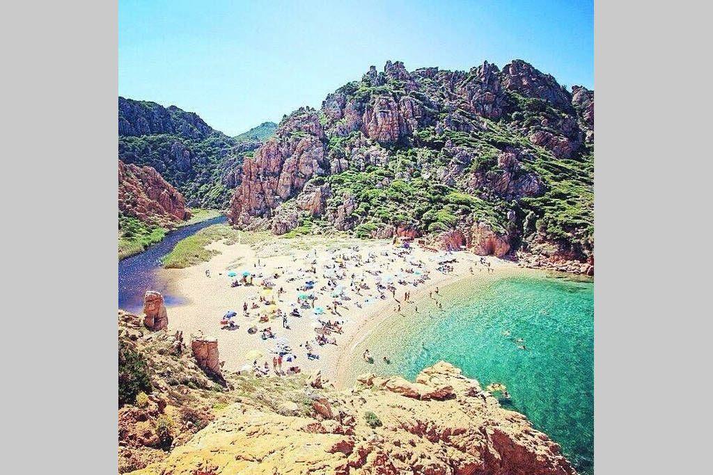 Spiaggia di Li Cossi  Costa Paradiso  Sardinia must see