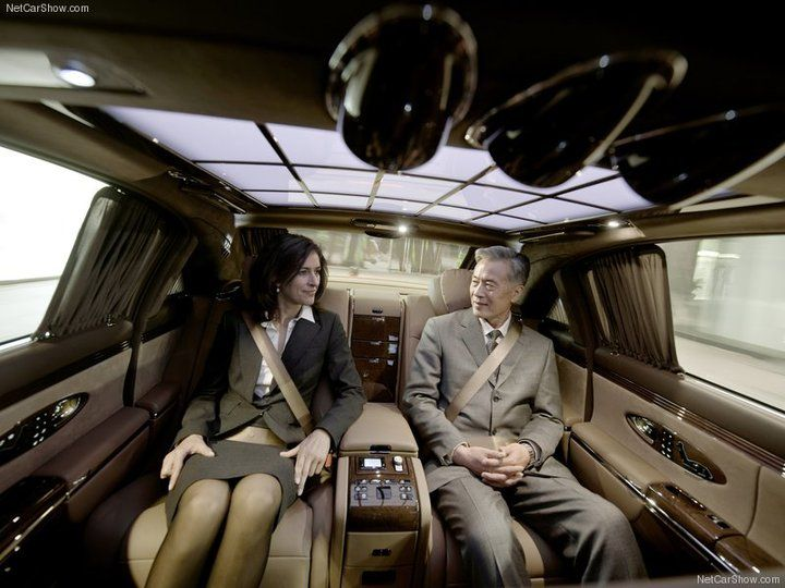 The New Maybach 62s The Best Luxurious Car Maybach Limousine Luxury Curtains