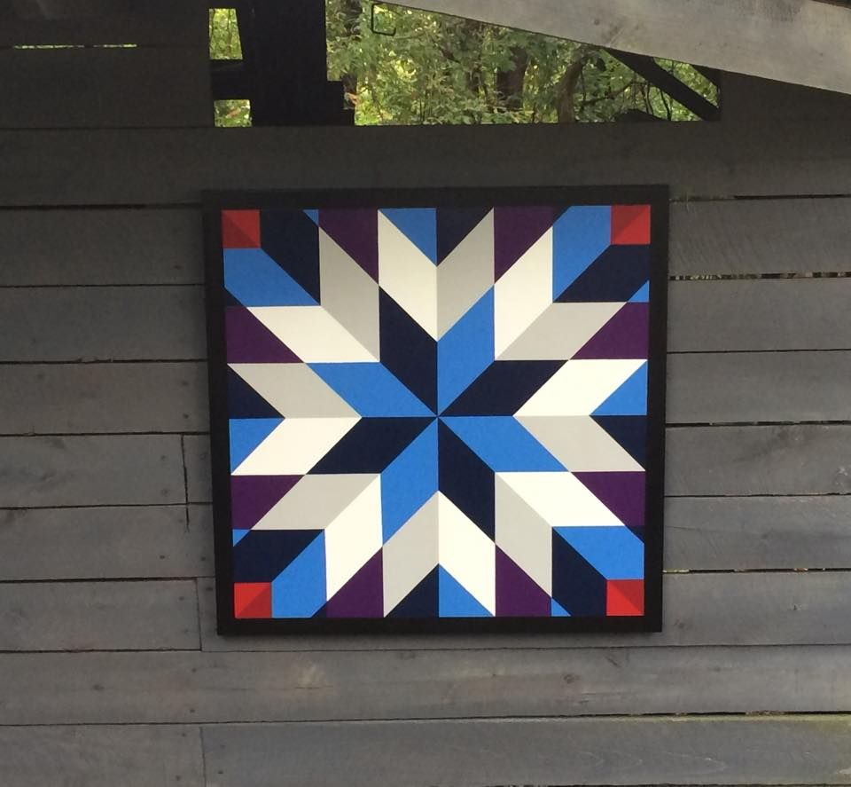 Laurel Barn Quilts Lone Star Barn Quilt Pinterest Barn