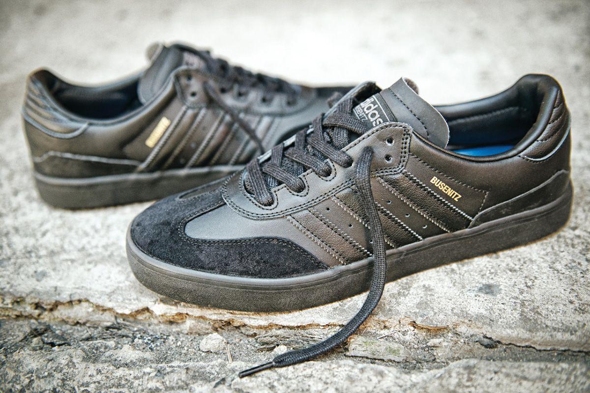 adidas Skateboarding Busenitz Vulc RX Releasing in Black  0fa5928dd