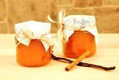 Köstliche Weihnachtsmarmelade mit Apfel-Birne-Macadamia und Vanille - Paperblog