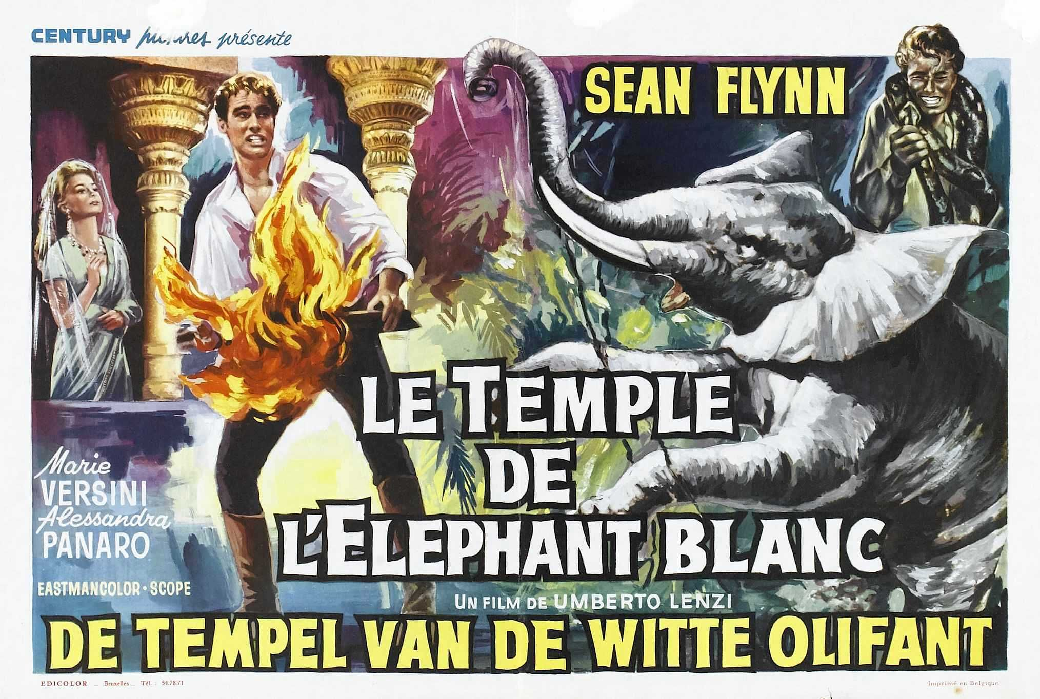 TEMPLE OF THE WHITE ELEPHANT
