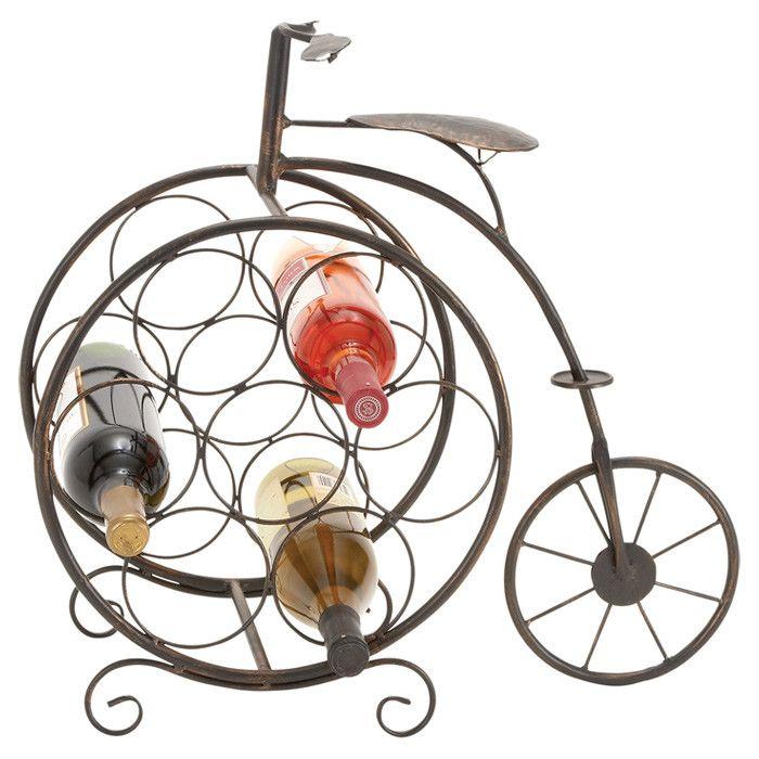 Bicyclette Wine Rack