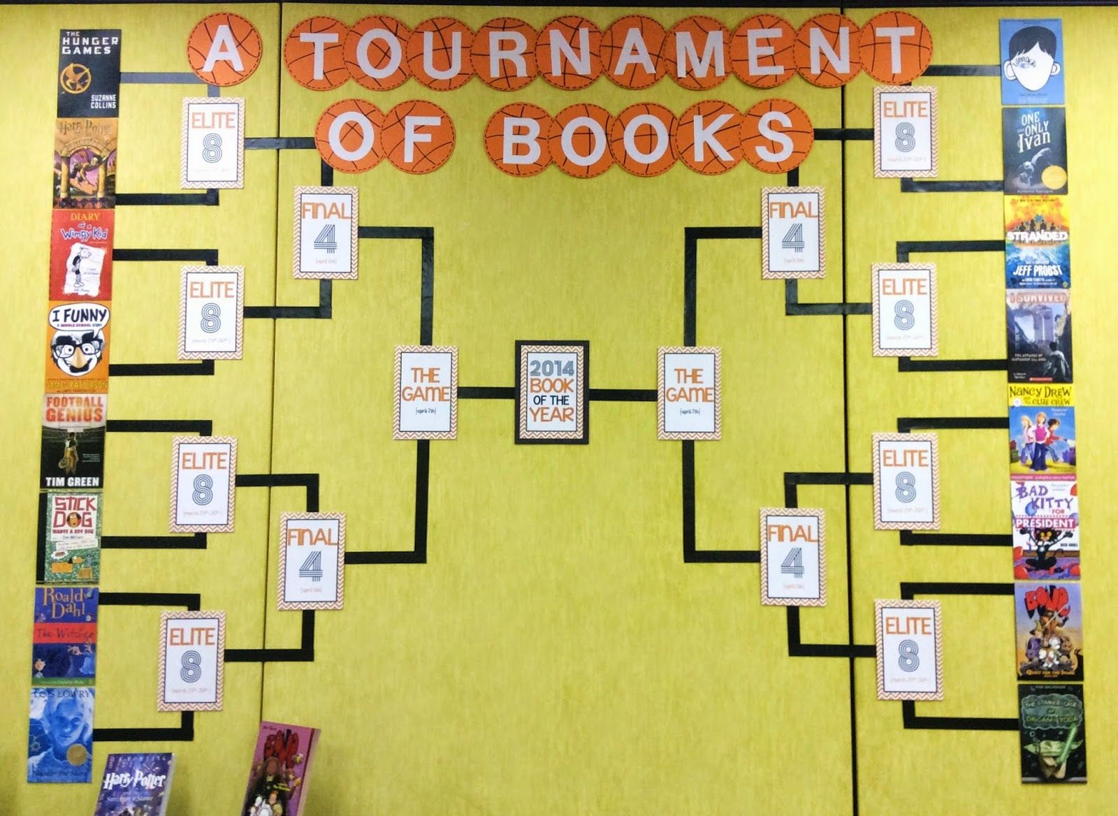 Tournament of Books {The Champ Has Been Named | Teacher, Library ...