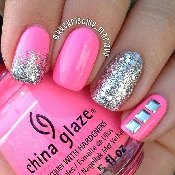 Different Things You Can Do With Pink Nail Polish And