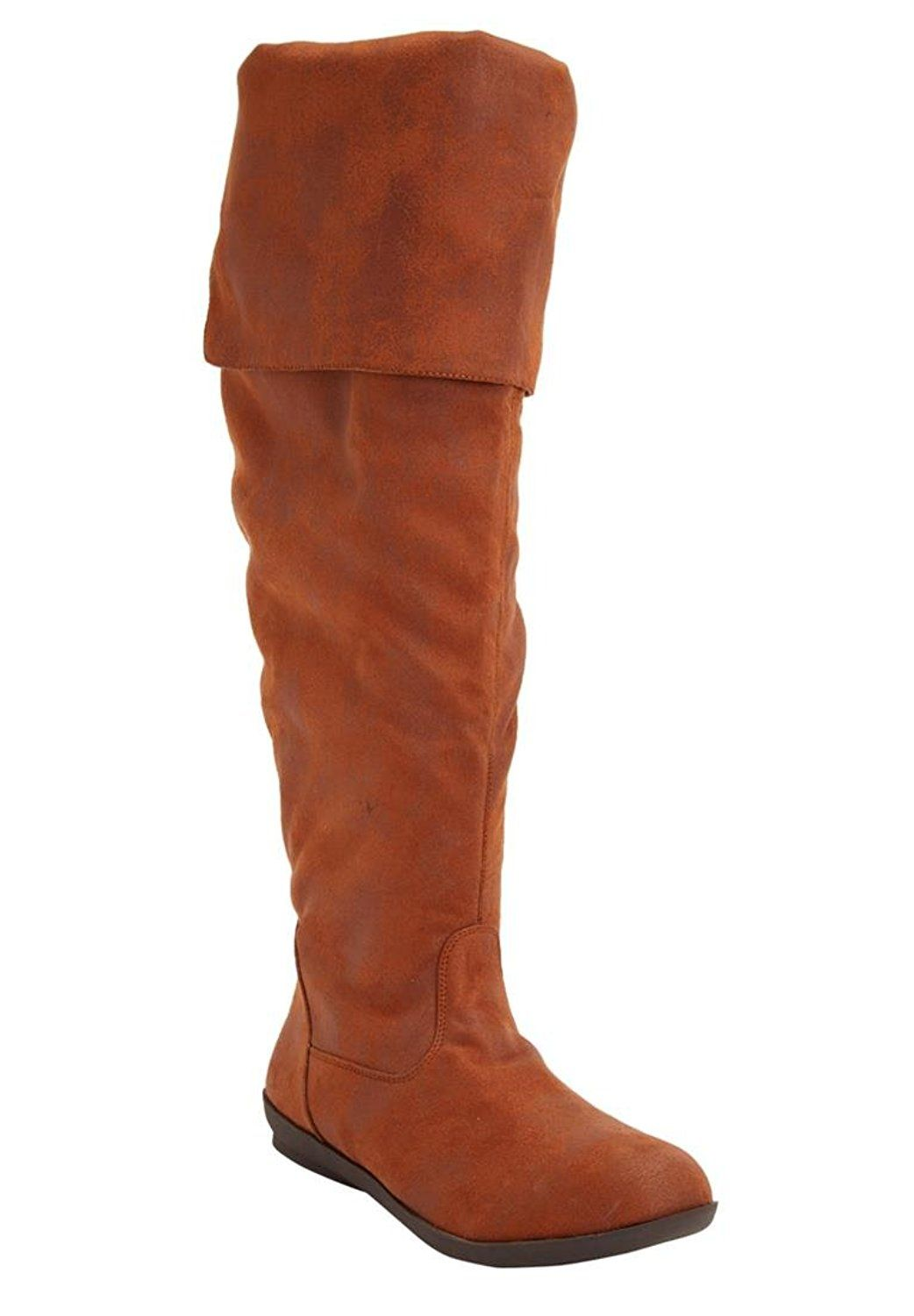 56379c089121 Comfortview Women s Kristen Wide Calf Boot     Click image to review more  details.