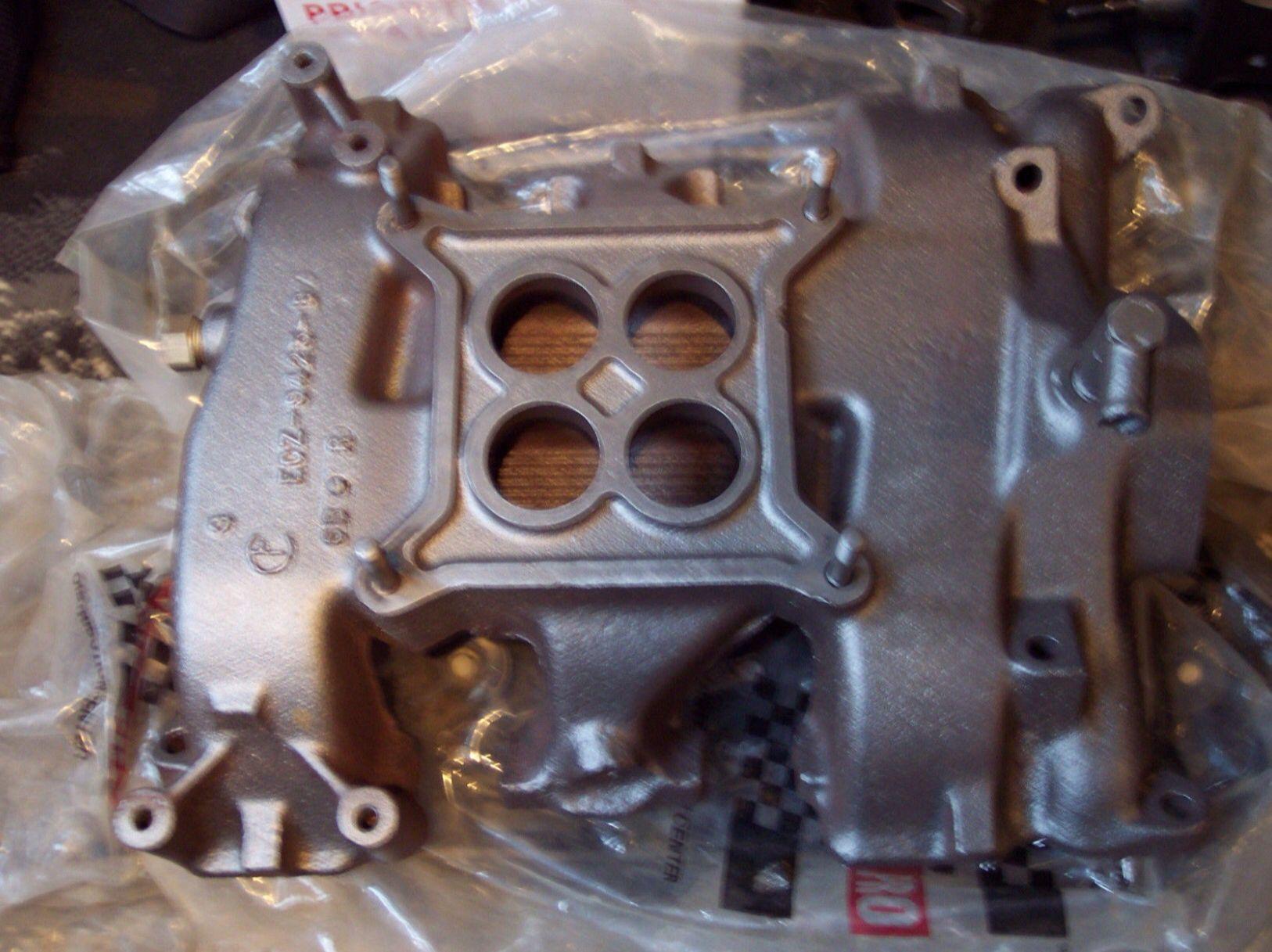 Y Block Intake Manifold F100 Truck Performance Engines Engineering