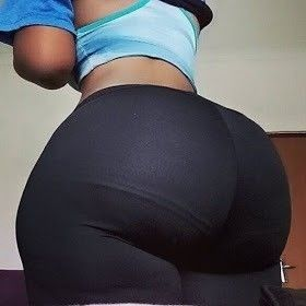 Bbw donk in sweats