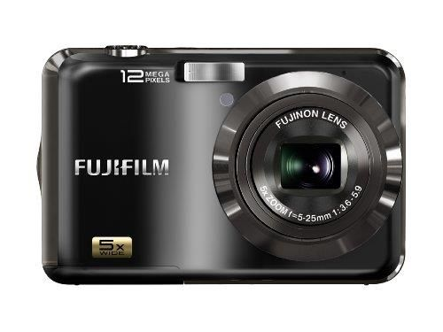 Fujifilm FinePix AX200 12 MP Digital Camera with 5x Wide Angle Optical Zoom and 2.7-Inch LCD (Black) - http://yourperfectcamera.com/fujifilm-finepix-ax200-12-mp-digital-camera-with-5x-wide-angle-optical-zoom-and-2-7-inch-lcd-black/