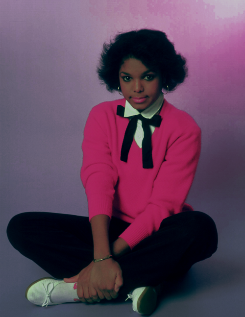 #wellplacedbow janet, 1981 or Miss Janet, if you're nasty
