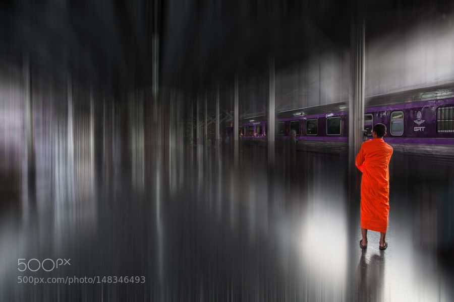 Popular on 500px : The monk by Gabsta666