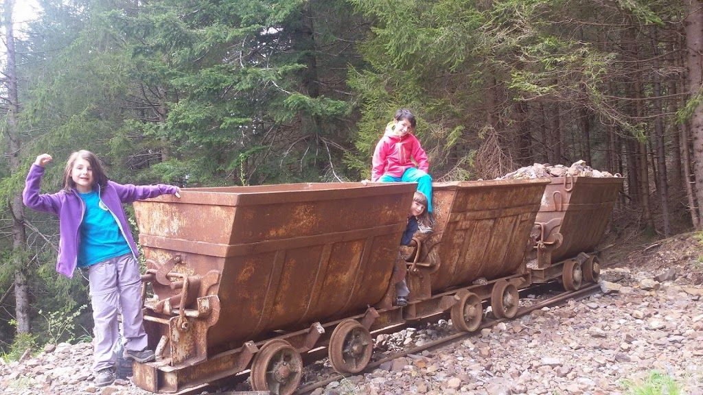Ala miniera Gaffione per scoprire insieme ai bambini la vita dei minatori