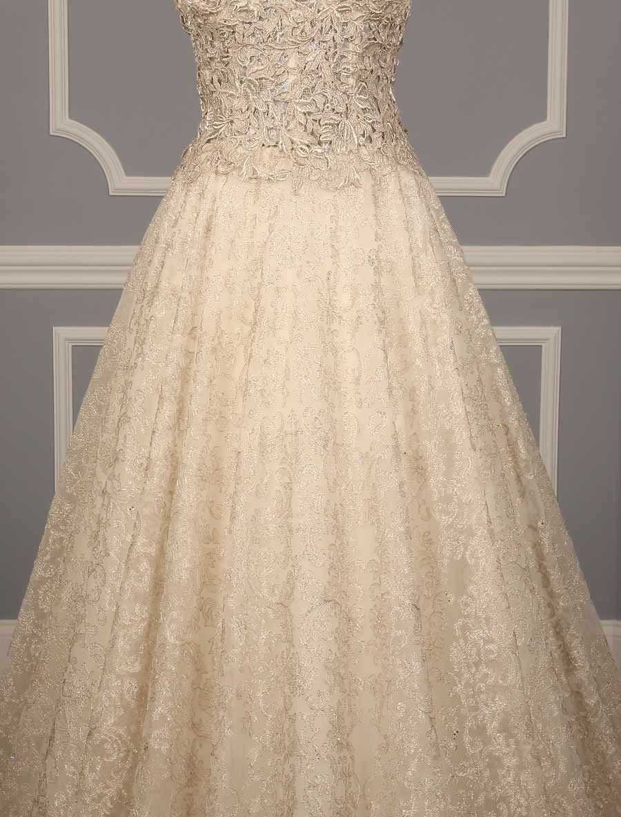 Francesca Miranda Creta Discount Designer Wedding Dress