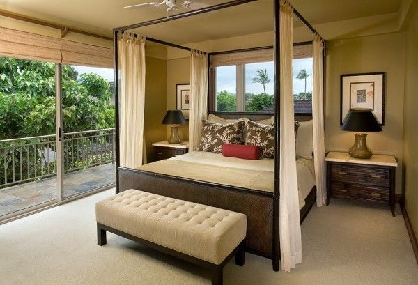master bedroom design ideas canopy bed. master bedroom design in minimalist ideas with canopy curtains picture # pin++ for pinterest | design, bed i