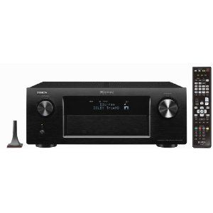 Denon AVR-3313CI Networking Home Theater Receiver with
