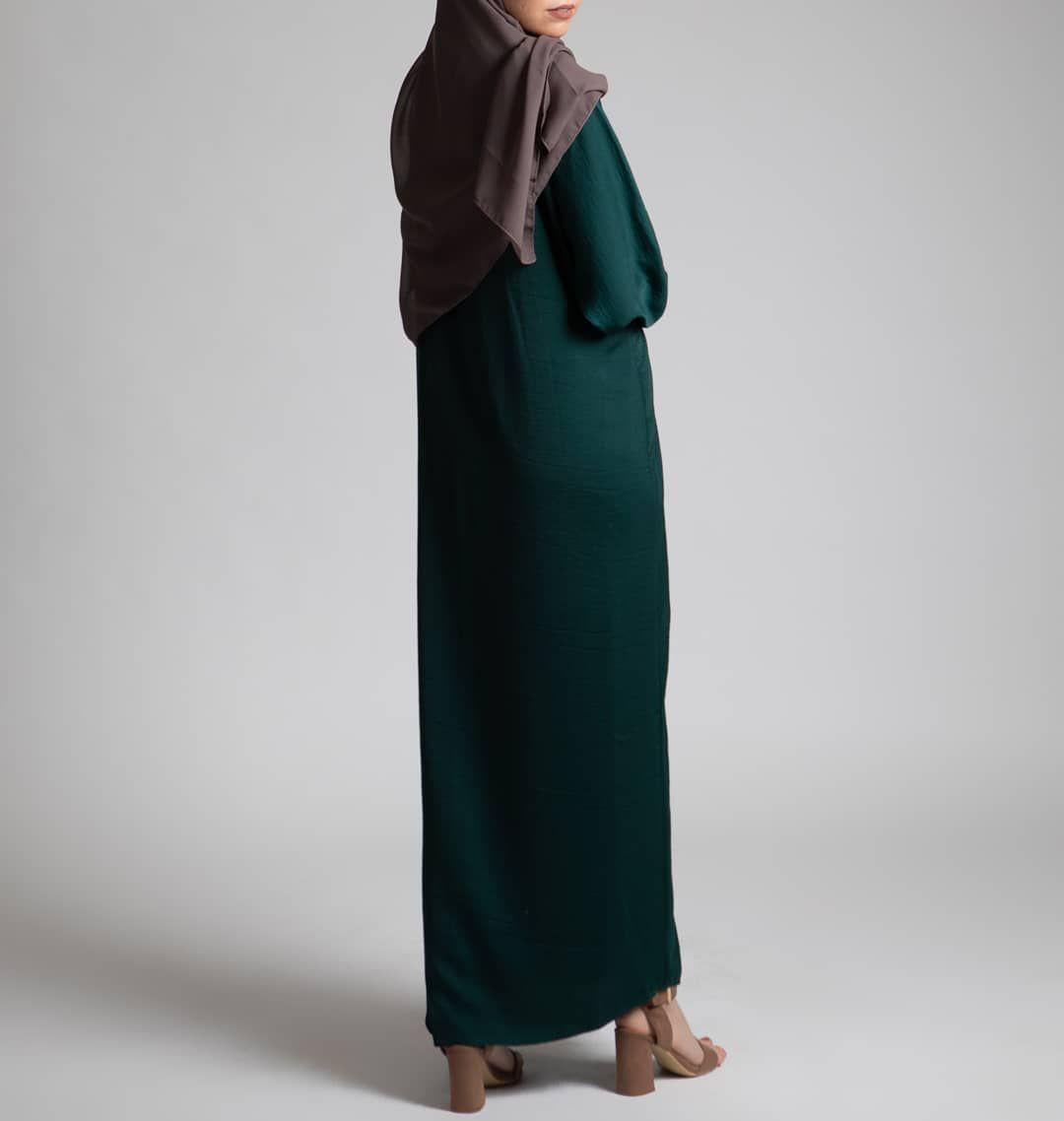 خلف كل إمرأة عظيمة نفسها رقم العباية 1402 السعر 220 عبايات جوهرة عبايات عملية عبايات سفر Maxi Dress High Neck Dress Fashion