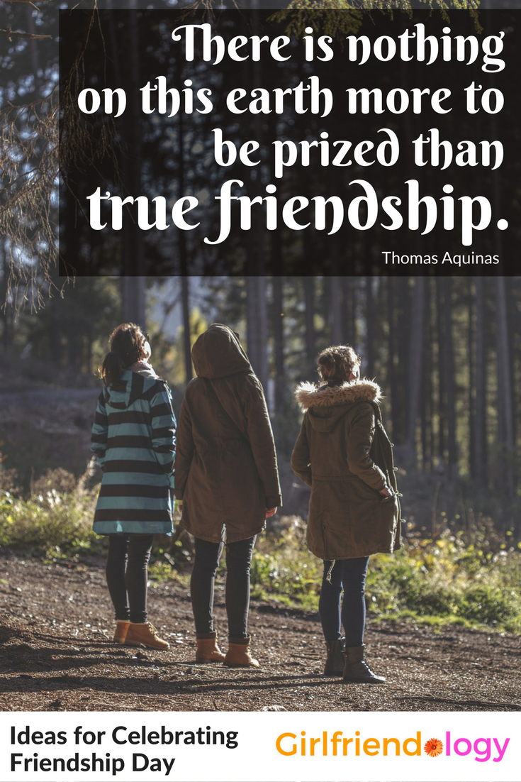 Girlfriendology | Quotes - group board | True friendship ...