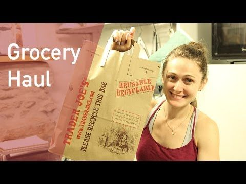Grocery Haul - Trader Joe's — via SweatStretchEat.com