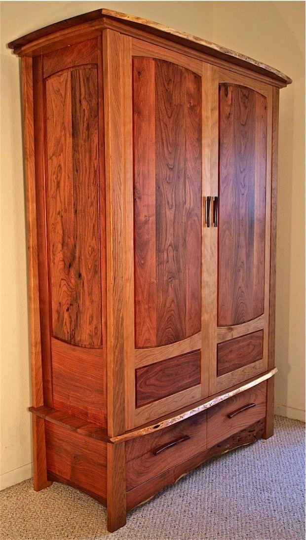 dresser armoire plans