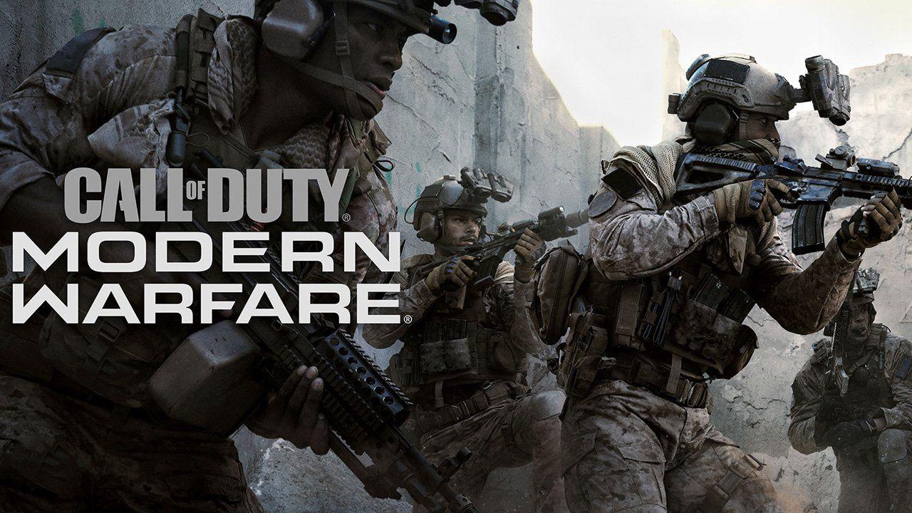 Call of duty goes modern again call of
