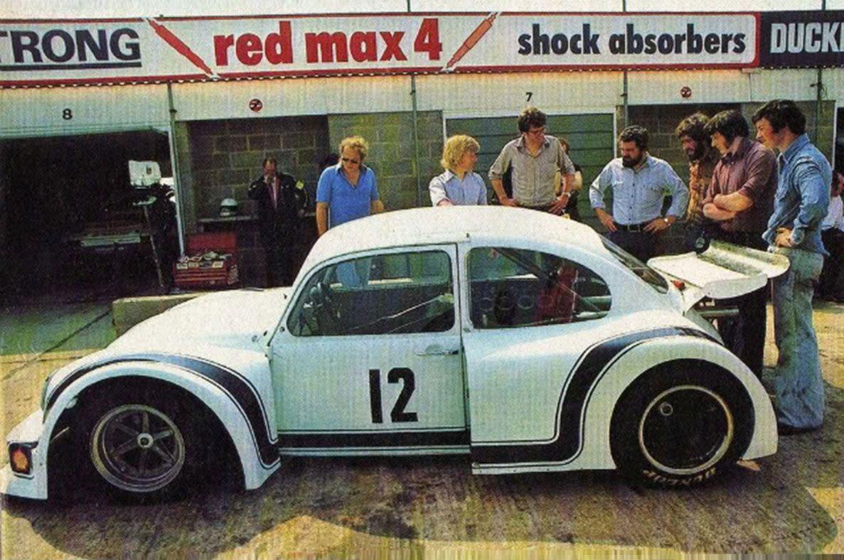 7 Cars That Look Better In Costume Vw Super Beetle Vw Racing Vw Beetles