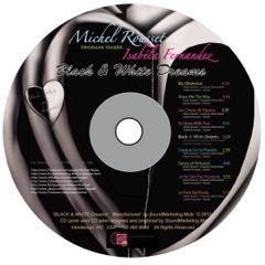 Black n' White Dreams Album CD Skin