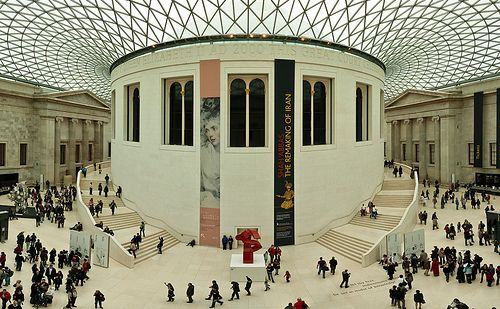 The British Museum, London   Flickr - Photo Sharing!