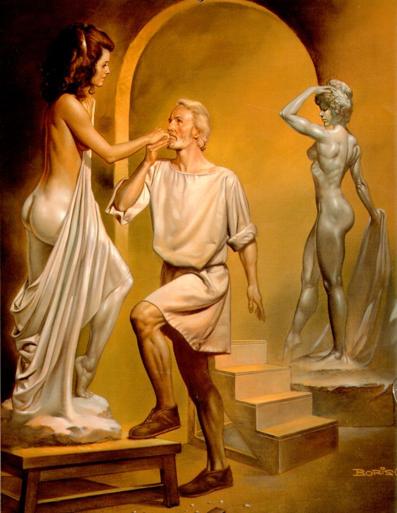 best images about pyg on the impossible 17 best images about pyg on the impossible boris vallejo and rodin