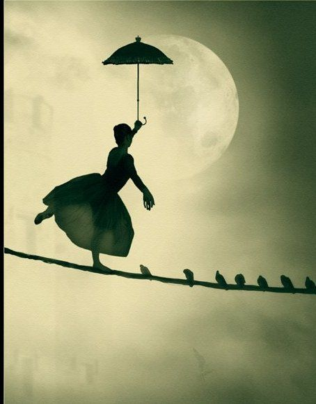 My acrobatic magic balance