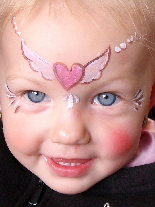 Pin von Paula Blanchard auf Face Paint | Face painting ...