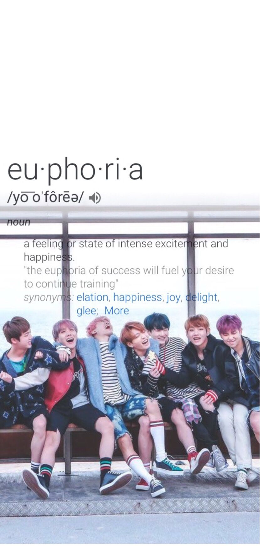 BTS Euphoria Definition IPhone Wallpaper You Never Walk Alone.