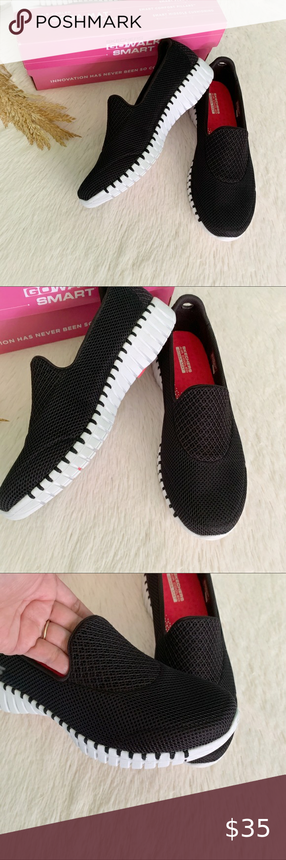 Skechers Air Cooled Goga Mat Shoes in