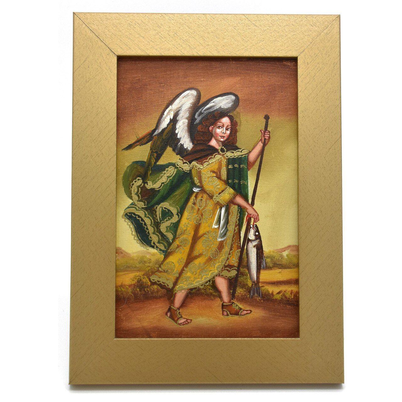 Archangel raphael patron saint of doctors nurses