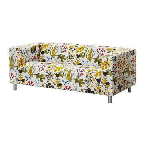 Divano Klippan Ikea.Klippan Divano A 2 Posti Blomstermala Fantasia Ikea