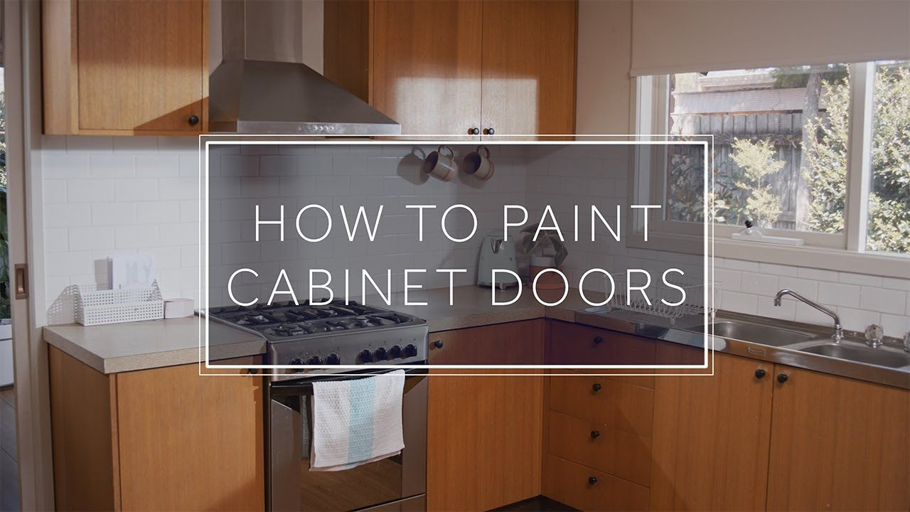Awesome How To Paint Timber Kitchen Cupboard Doors And View In 2020 Timber Kitchen Kitchen Cupboards Paint Kitchen Cupboard Doors