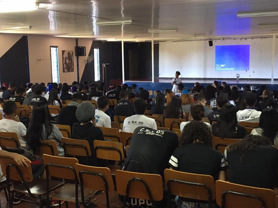 Escolas em Taguatinga tem debates sobre Edução sem LGBTfobia