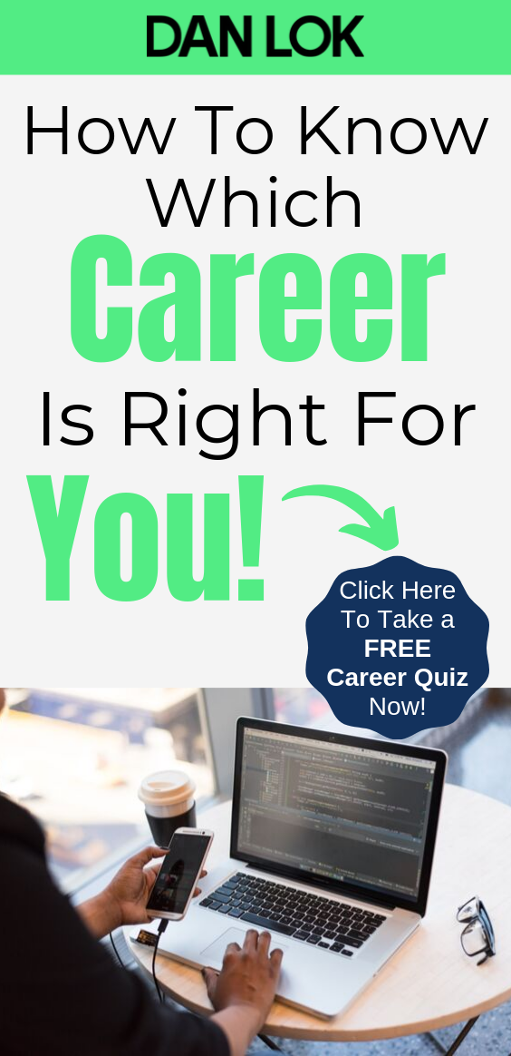 how do i know what career path to take
