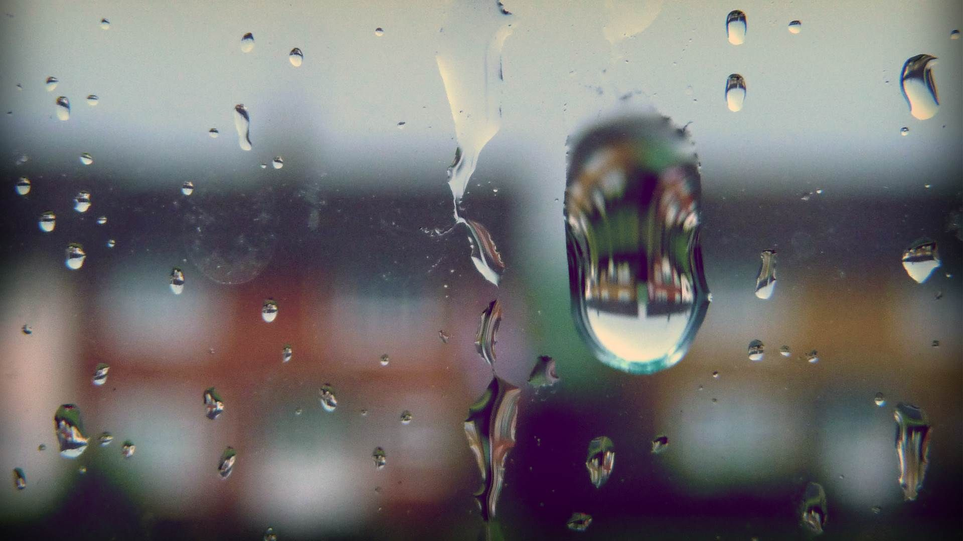 iPhone Raindrop Wallpaper 1920×1080 Raindrop Wallpapers