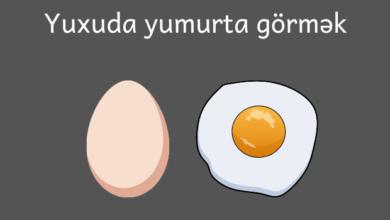 Yuxu Yozmalari 2020 Yuxu Yozma Ucun Butun Məlumatlar Eggs Food Breakfast