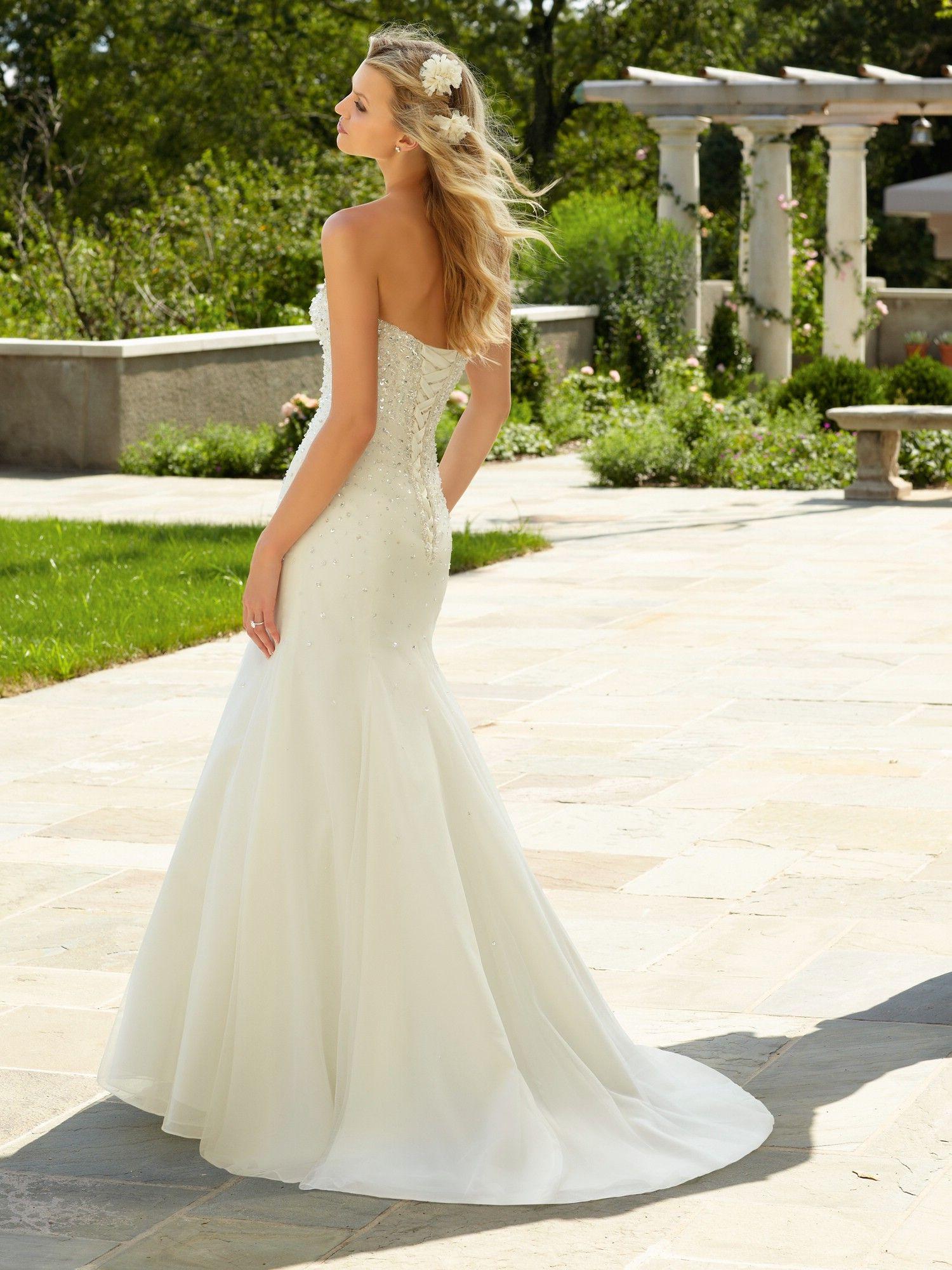 Mori lee wedding dresses style daisy girl dreams