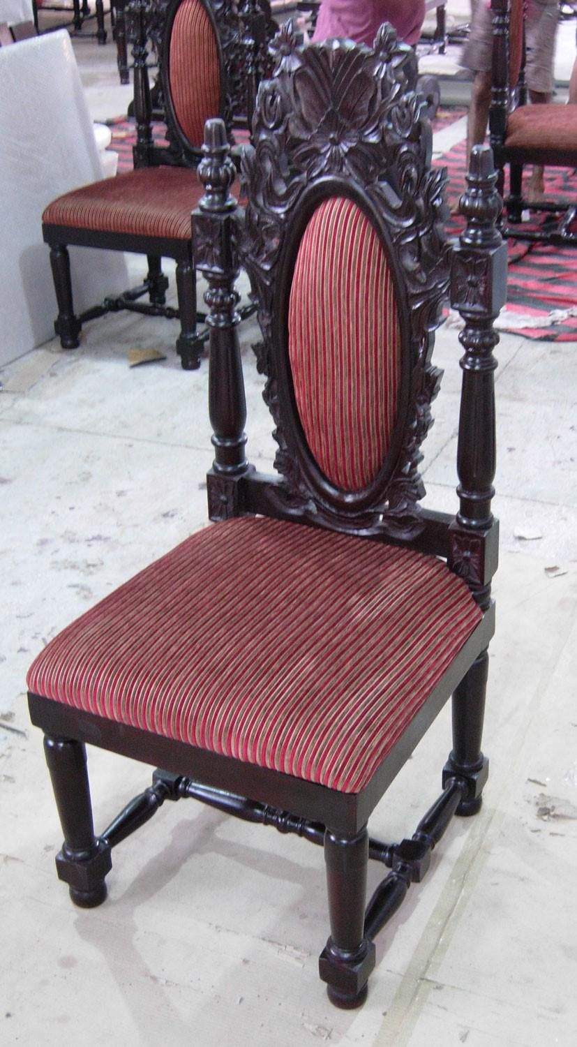 "S Antiques Indian on Twitter: ""Sheesham wood Carving Chair with Cushion from India.... http://t.co/LwcXi5w9iP , #furniture #chairs #interiordesign http://t.co/8PJJ2BBEd9"""