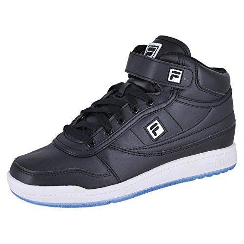 96eef737845f Fila Bbn 84 Ice Black Black Black Mens Walking Shoe Size 11.5M Fila