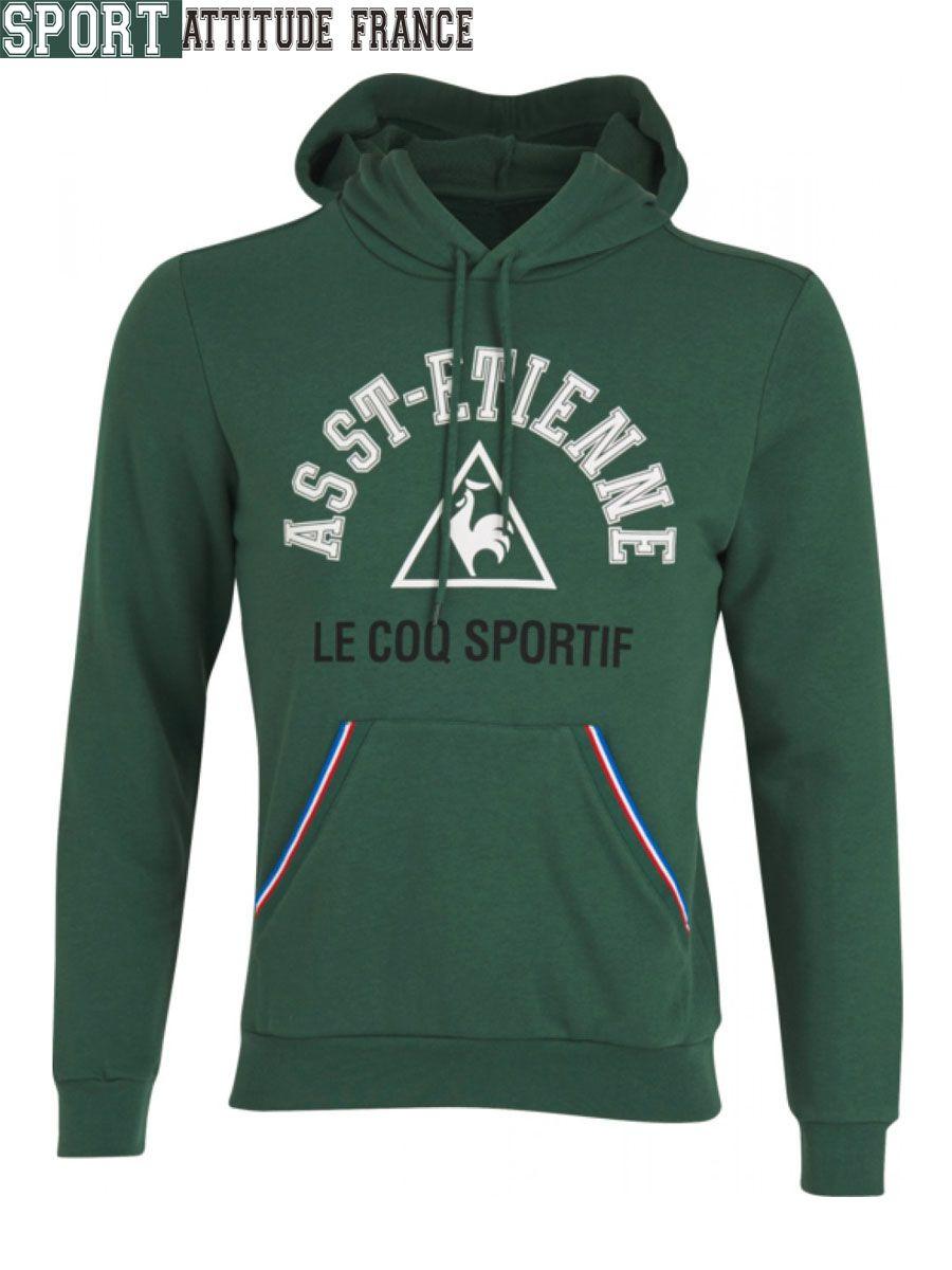 Supporter Sweat Sportif Attitude Coq Etienne Saint Le As 6wPaqO6