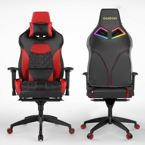 [Gamdias] Achilles P1-L Multifunction PC Gaming Chair W